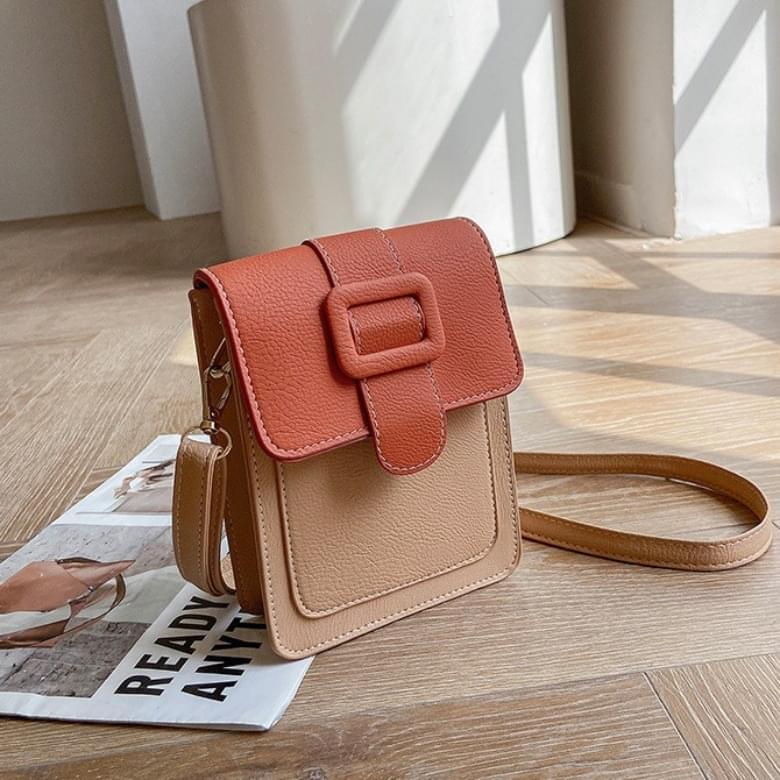 Pastel Matching Mini Cross Bag