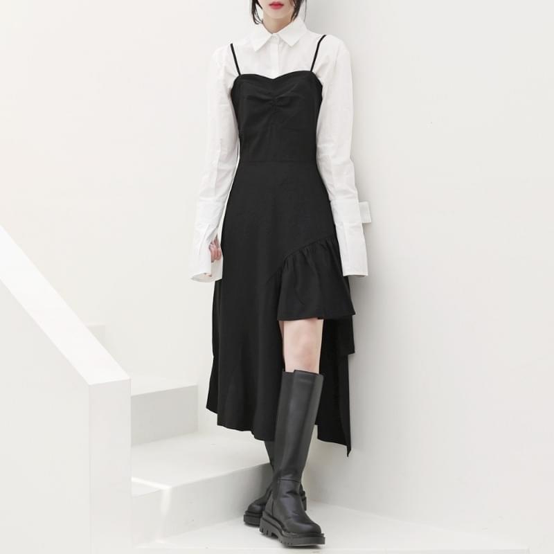 Soma Unfoot Layered Dress