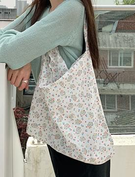Flower Paisley Eco Bag