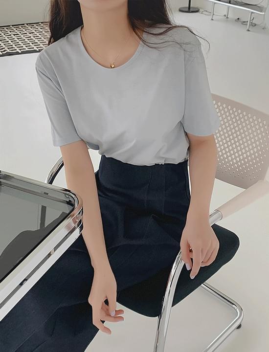 Lunati round short sleeves