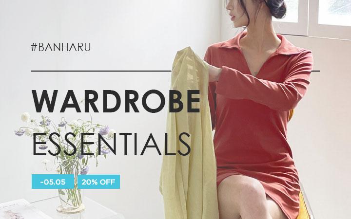 Wardrobe Essentials - BANHARU