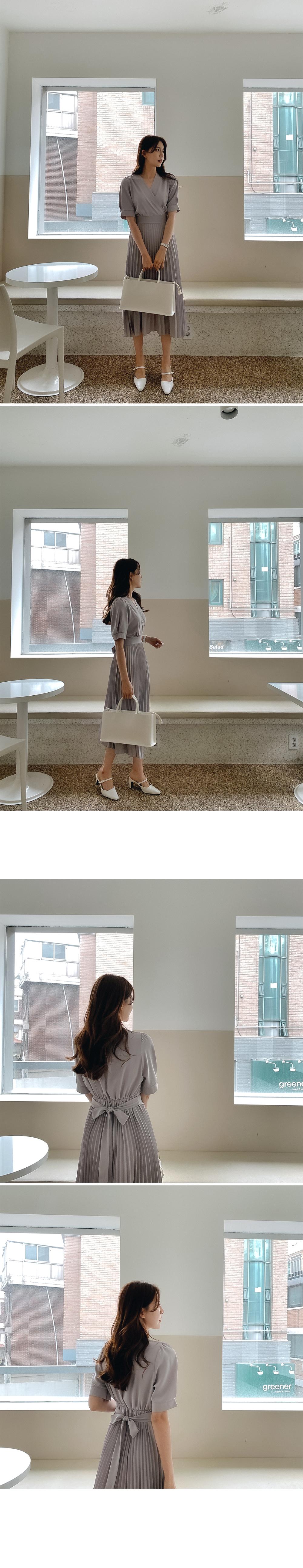 Rub Pastel Dress -3color