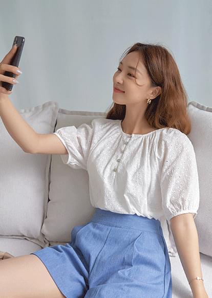 韓國空運 - Peyrin Raglan blouse 襯衫