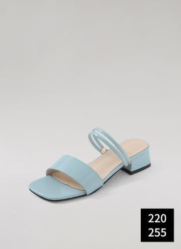 Miranda two-way strap sandals