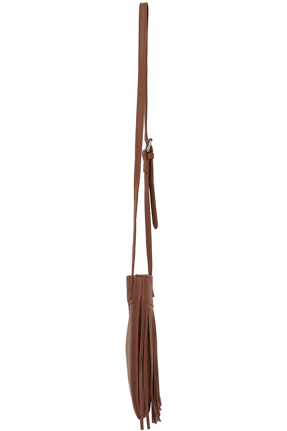 Hazel fringed shoulder bag