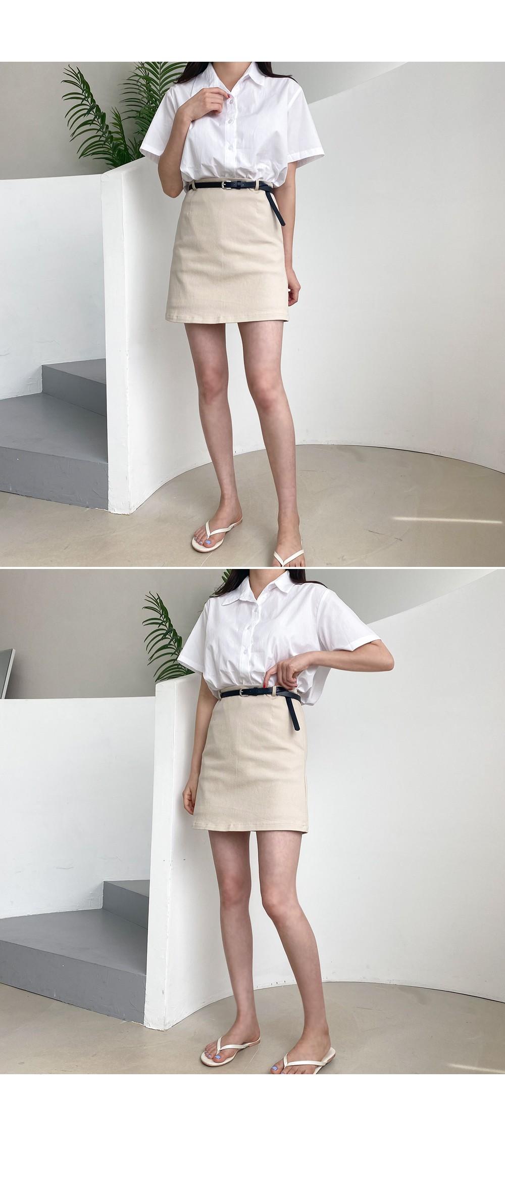 オープニング半袖シャツ