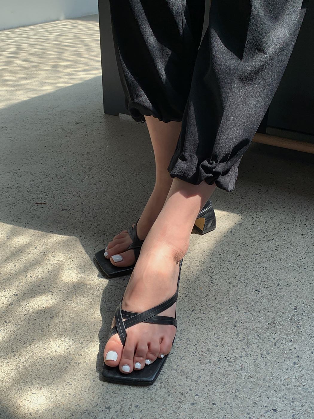 GENTLE active SLACKS/ver.Summer Legging Jogger