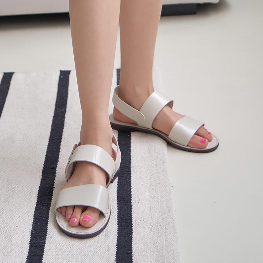 Eshu basic strap sandals