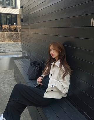 Mild cotton jacket