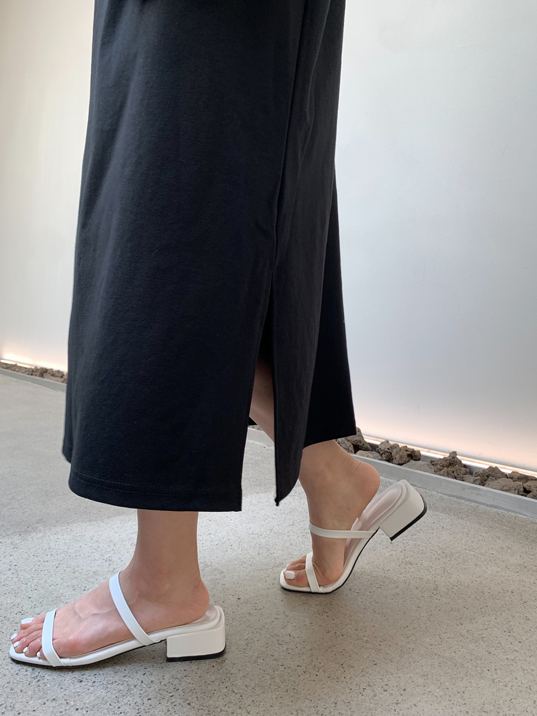 Anderson Two Strap Middle Mule