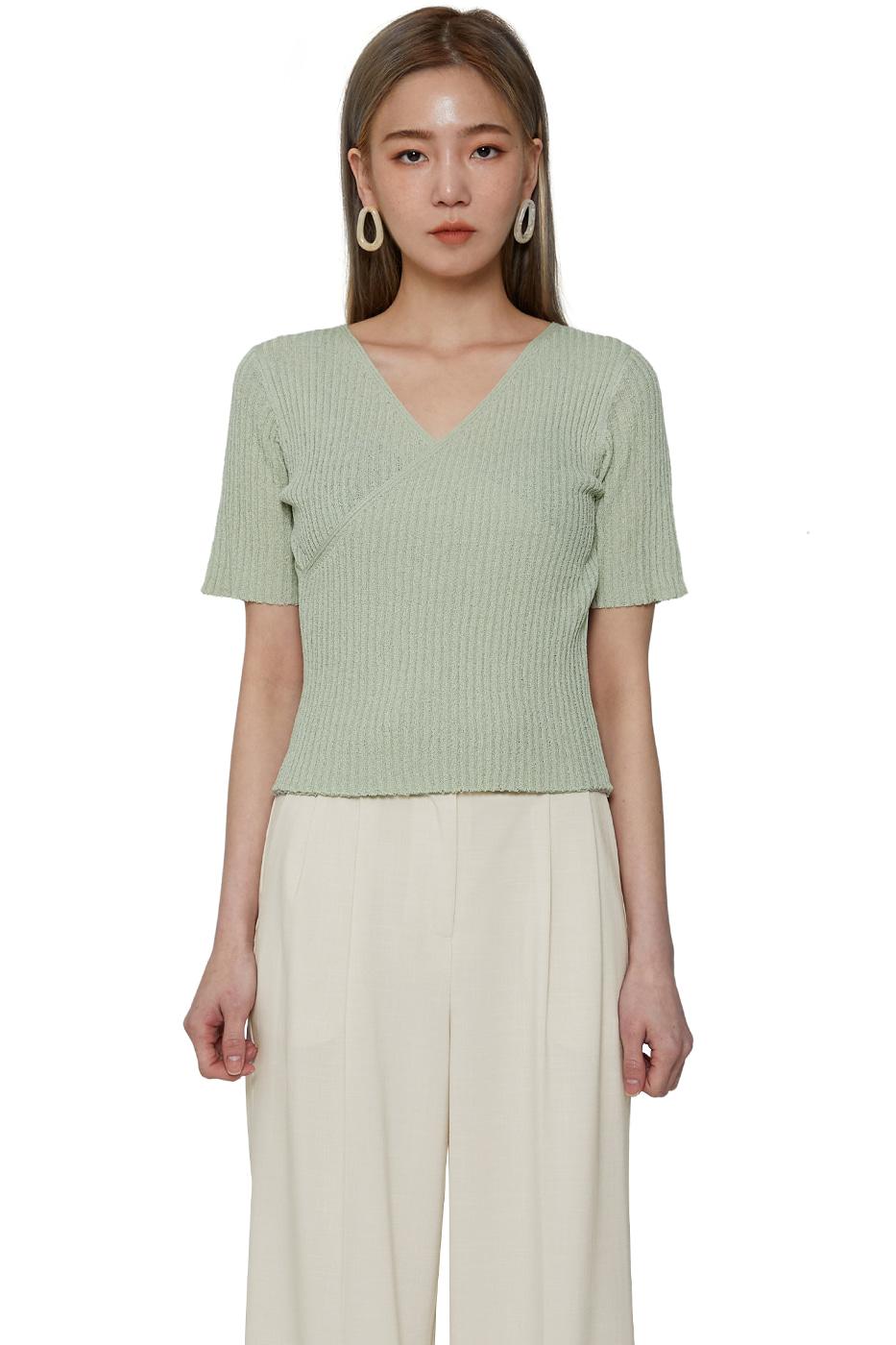 Luna Summer Wrap Knitwear
