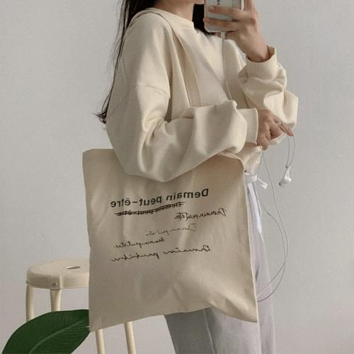 Main Eco Shoulder Bag