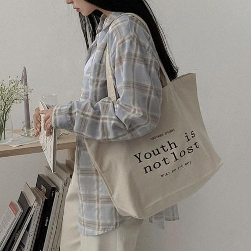 Youth Eco Shoulder Bag