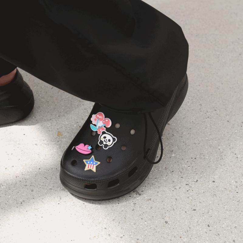 Quarter crock slippers