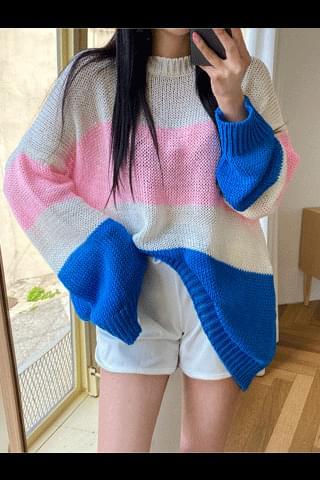 Ice Candy Net Summer Knitwear