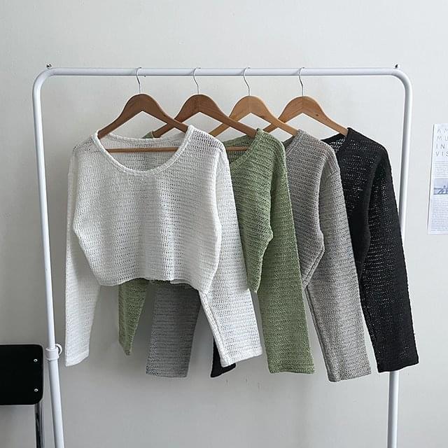 Blending Network Knitwear