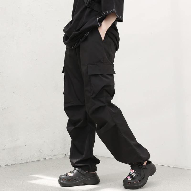 Clan cargo jogger trousers