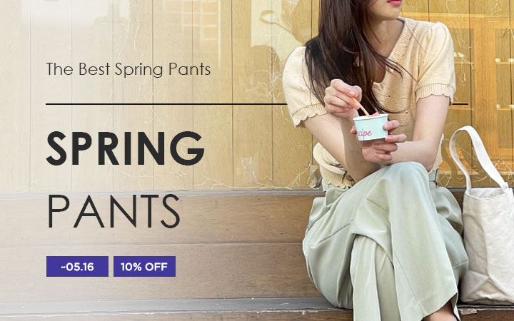 The Best Spring Pants.
