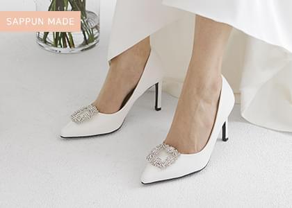 Wedding Shoes & Brooch Package
