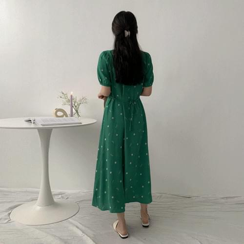Daysley Long Dress