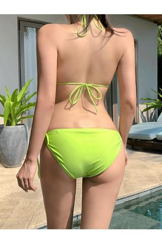 Crazy Prabit Beach String Bikini