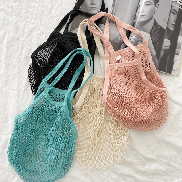 Chou Daily Pastel Net Bag