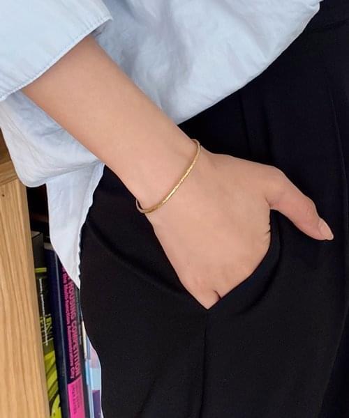 furrow bracelet