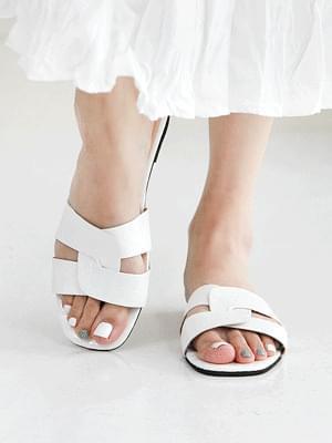 Trendy Wani Slippers 1cm