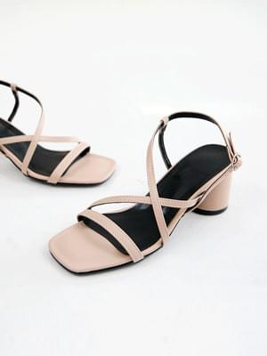 Word of mouth slingback sandals 6cm
