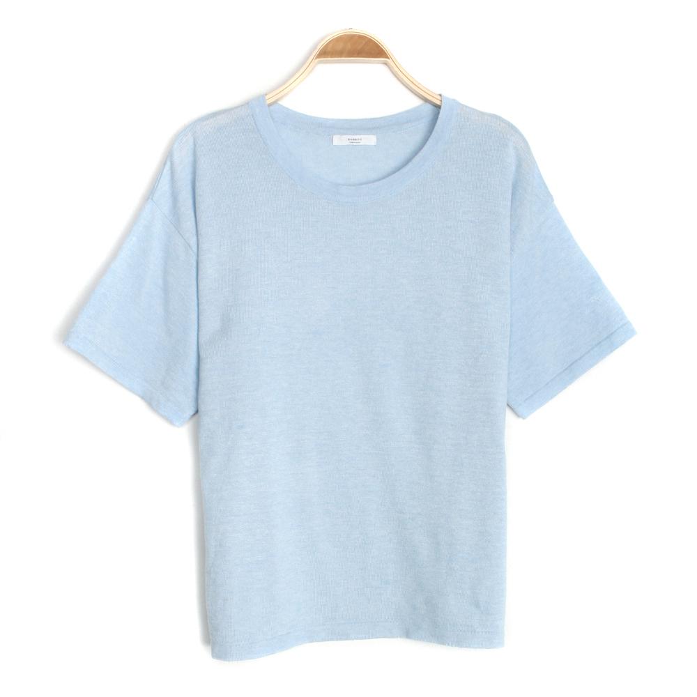 반팔 티셔츠 라벤더 색상 이미지-S2L5