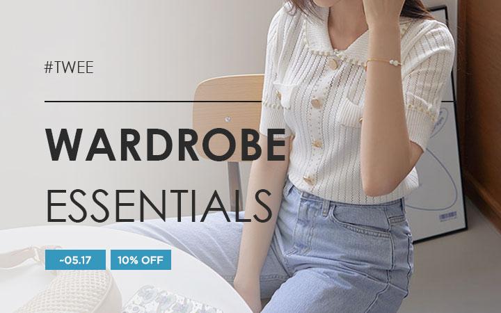 Wardrobe Essentials - TWEE