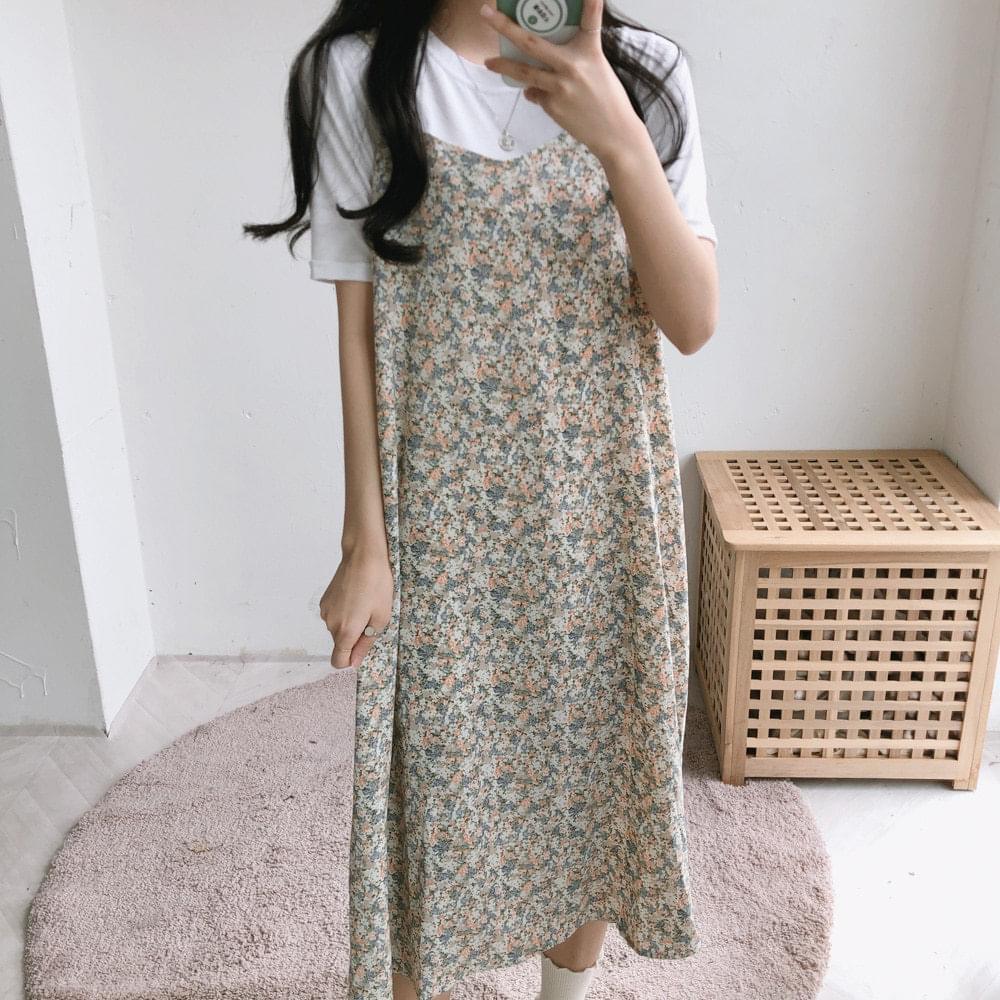 Hari Bustier Long Dress