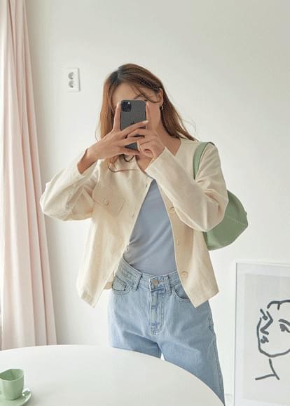 Lost linen jacket