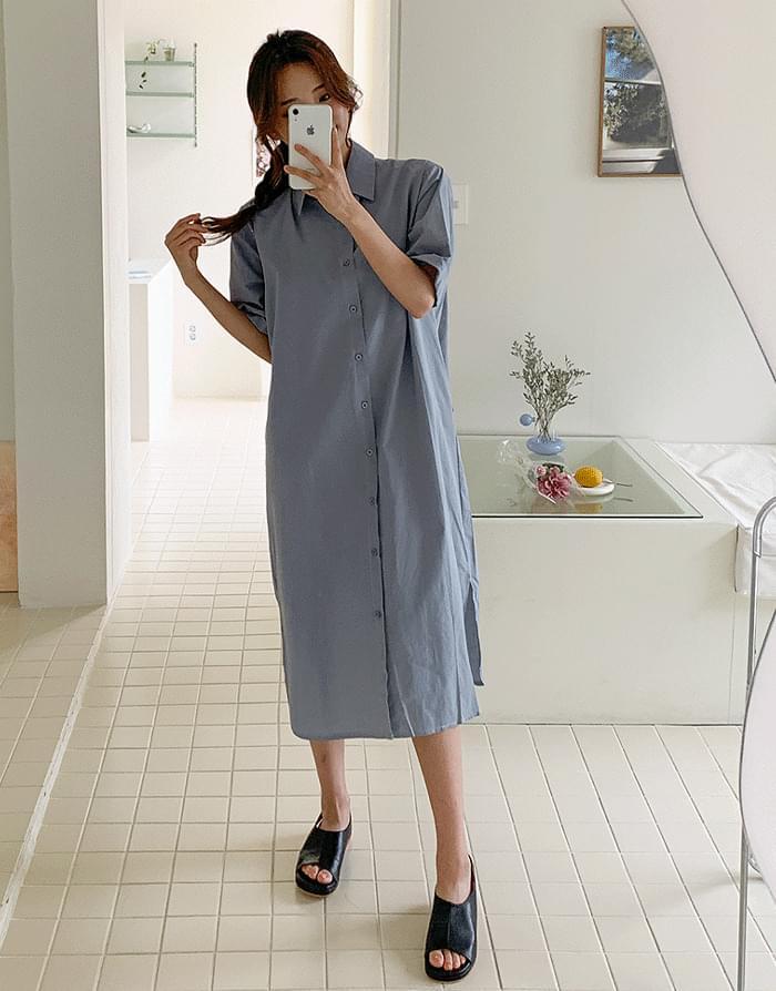 Del shirt Dress