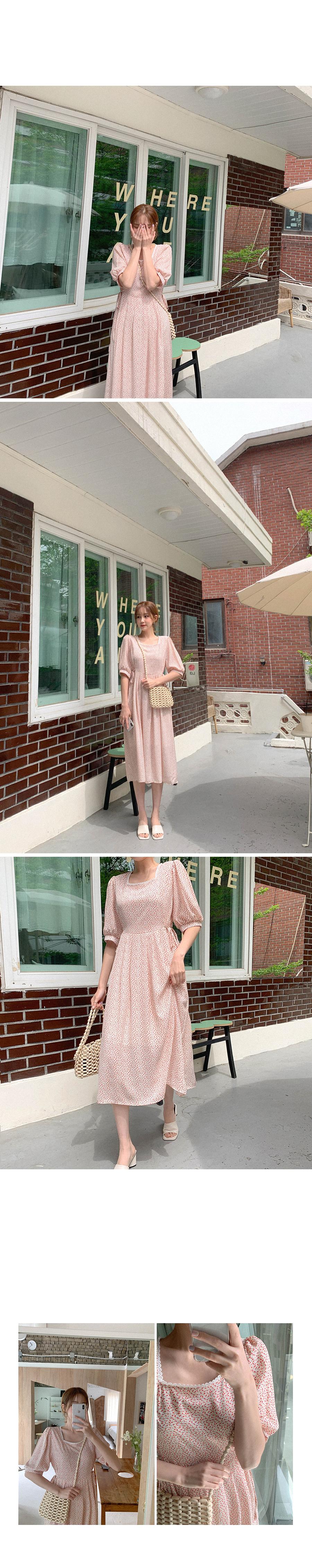 Yeri Yeo-ri Goddess Square Dress