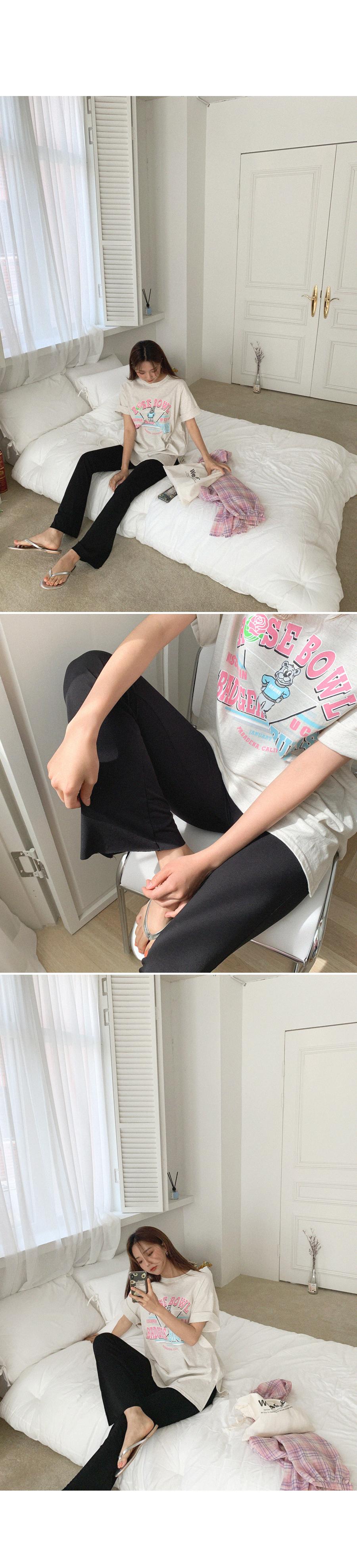 Drug Flared leggings pants