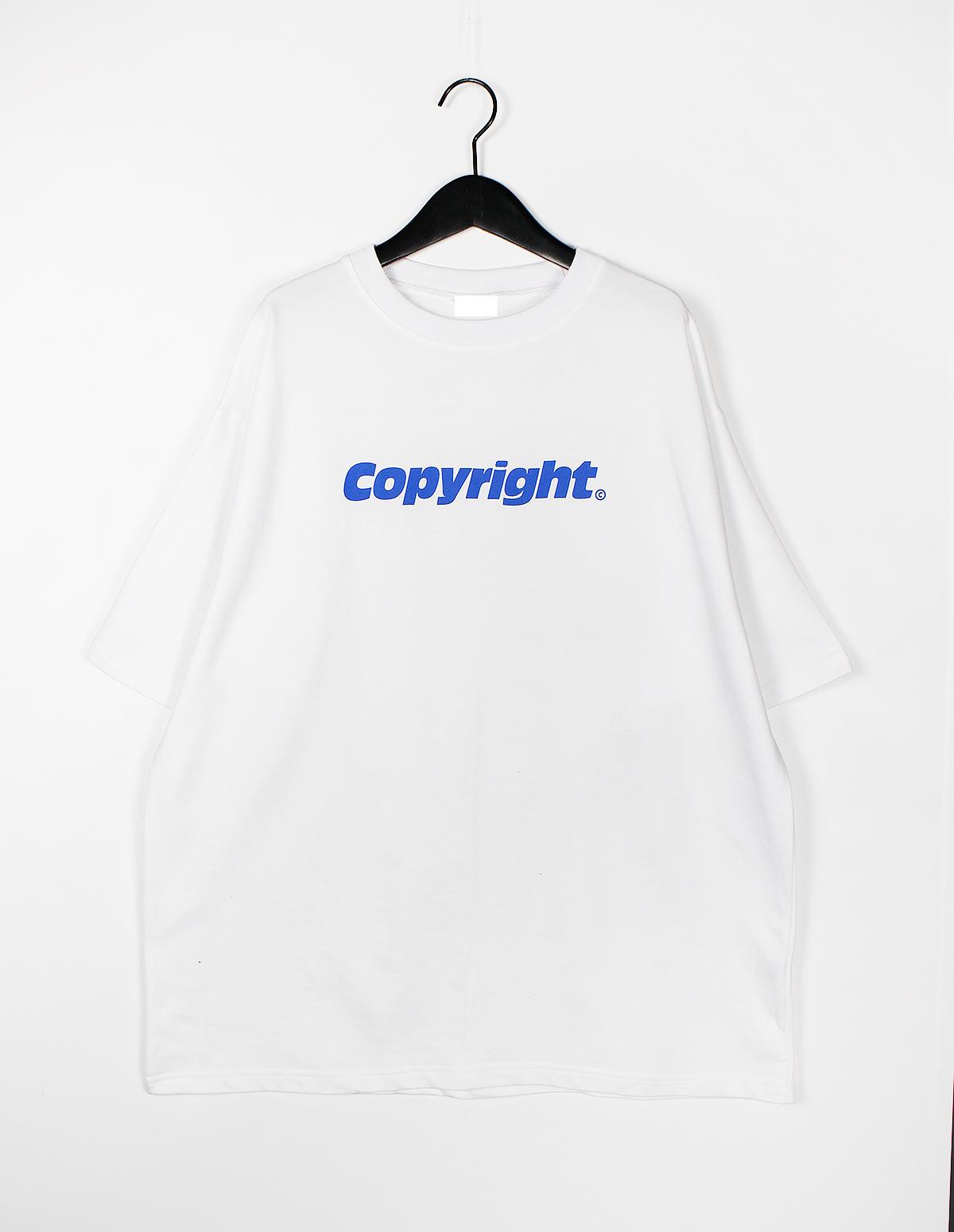 반팔 티셔츠 화이트 색상 이미지-S1L30