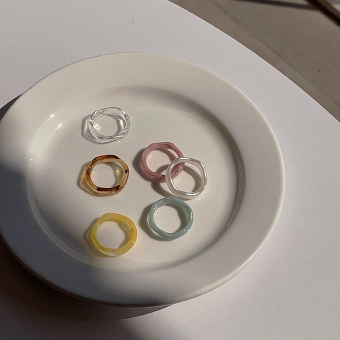 Asme ring ring set