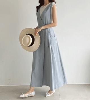 Bustier Strap Dress #37924
