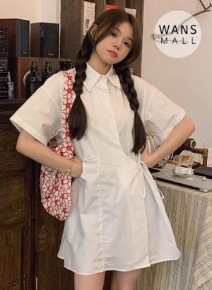 op4582 Wen Air Simple Dress