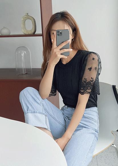 Mamont Lace Knitwear