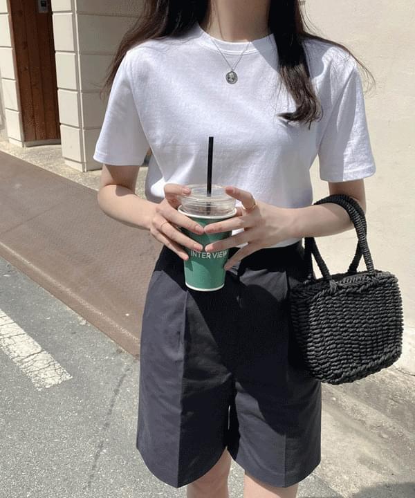 Quanke Pigment Basic T-shirt