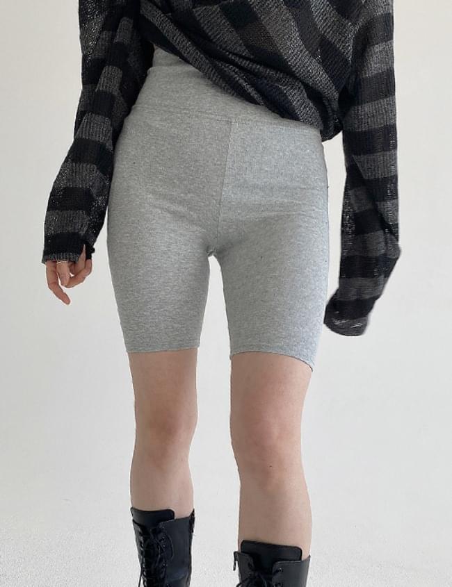 Basic Part 5 Biker Leggings 打底褲