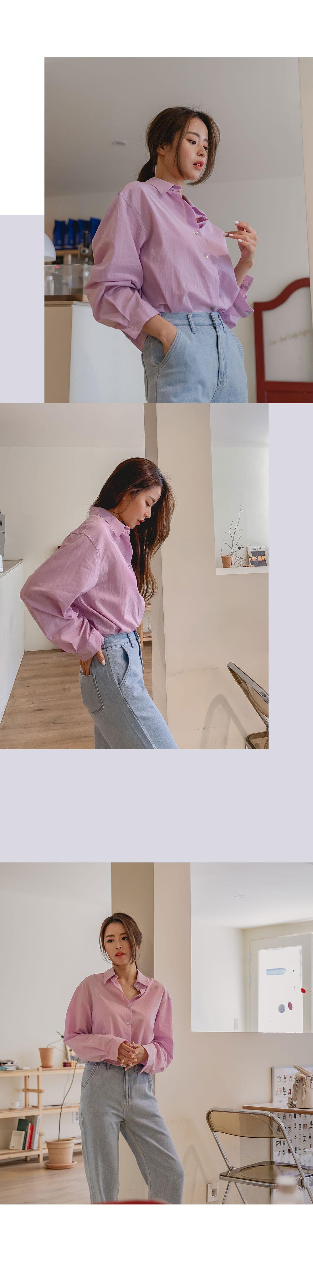 Magny cotton shirt