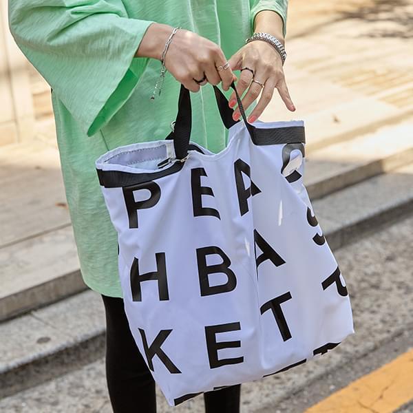Lettering big bag #86544