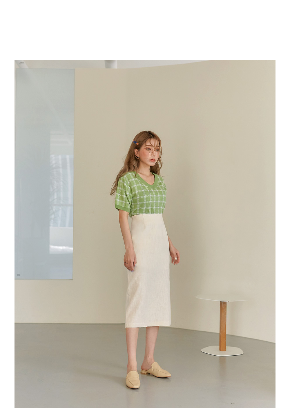 ドレス モデル画像-S1L17