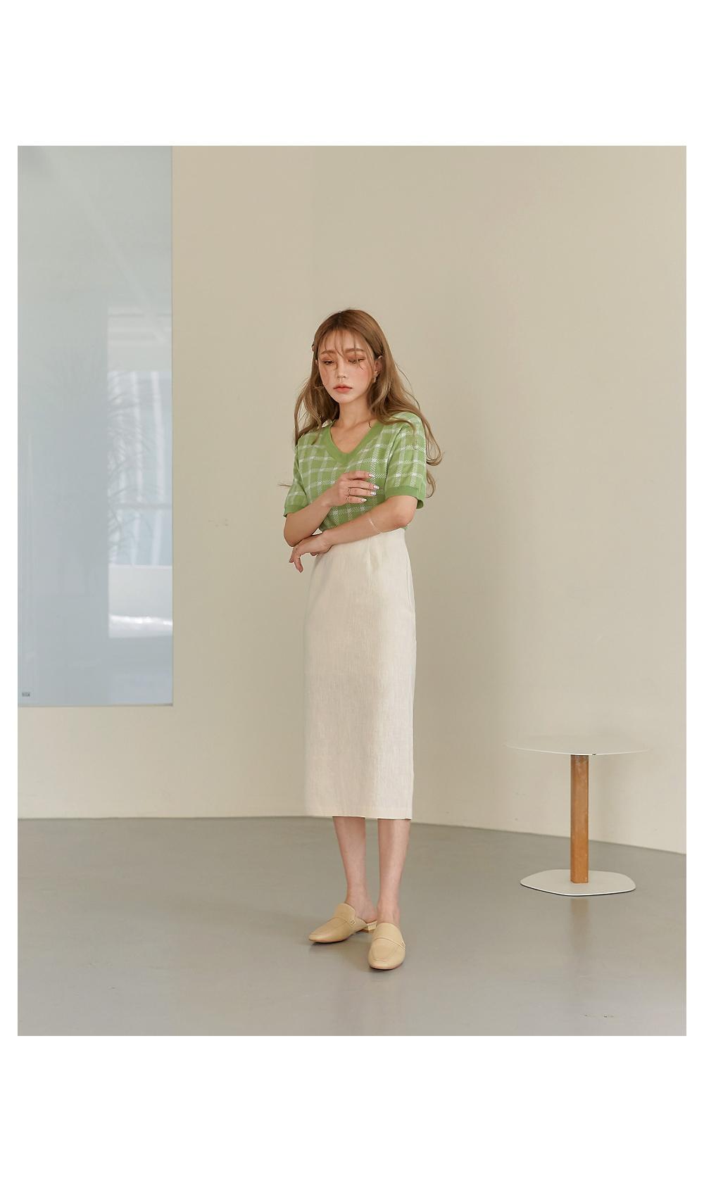ドレス モデル画像-S1L24