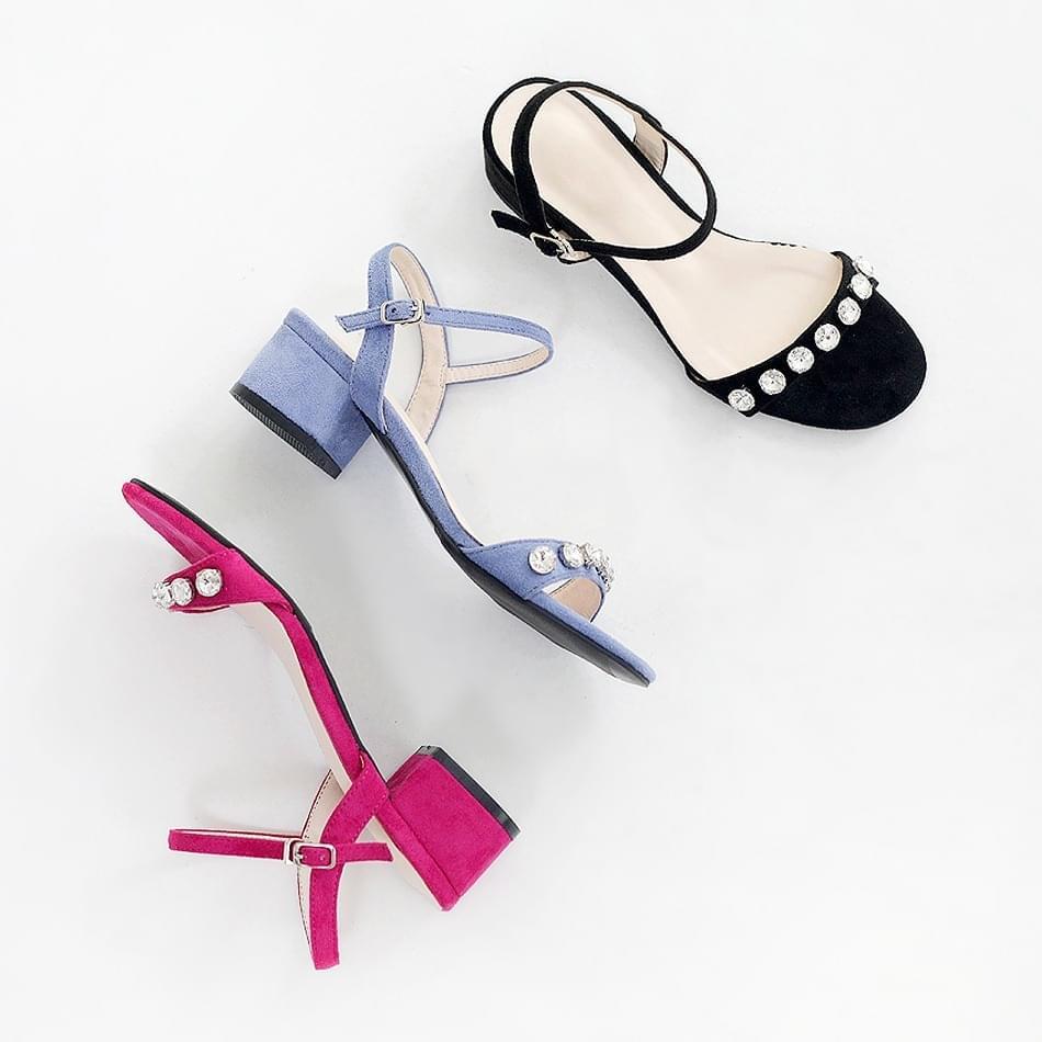 Today Pretty Strap Sandals 4cm