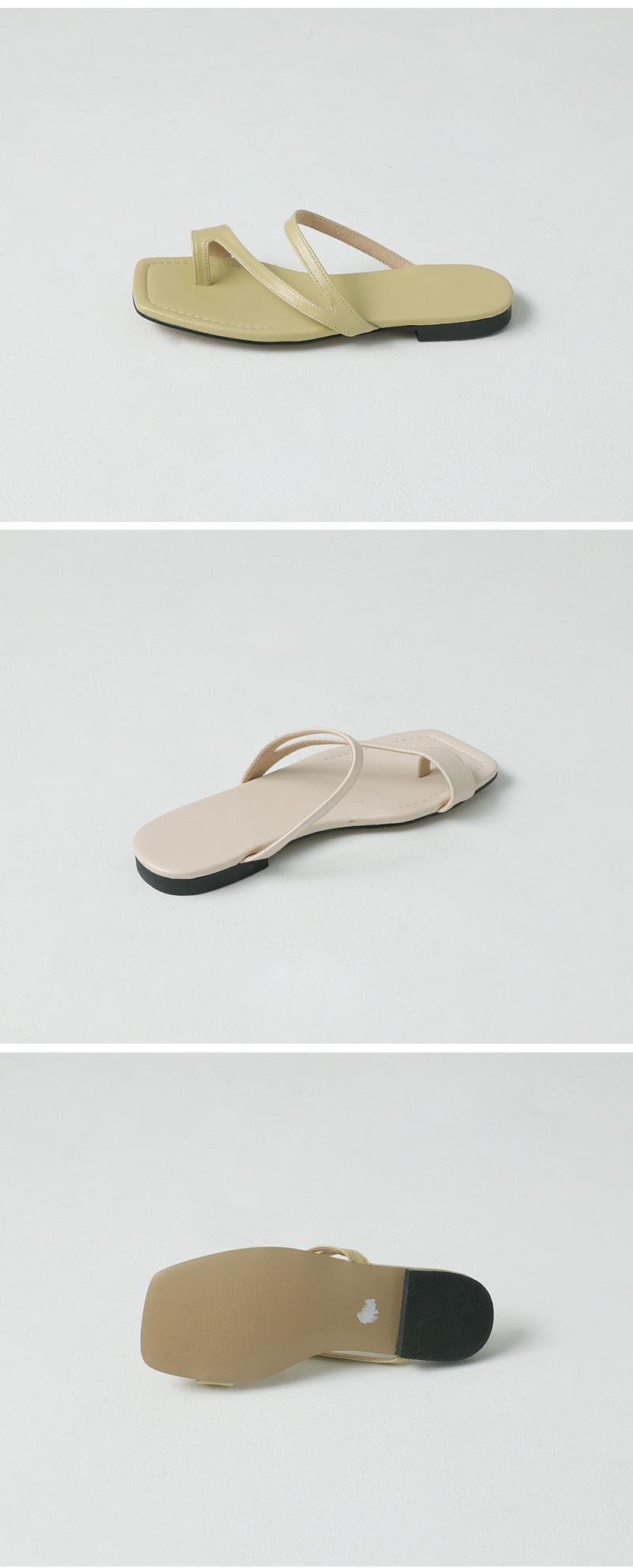 Daily Point Toe Slipper