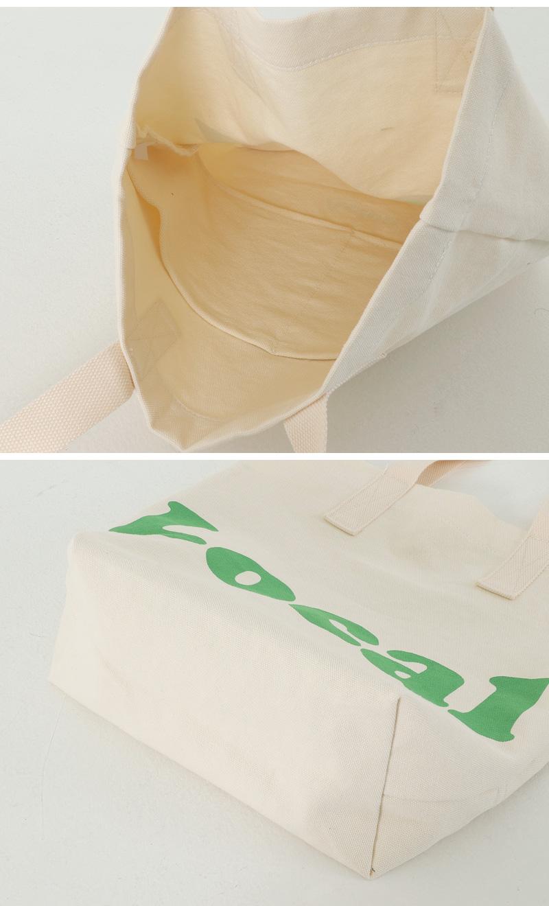 Local printing cotton eco bag